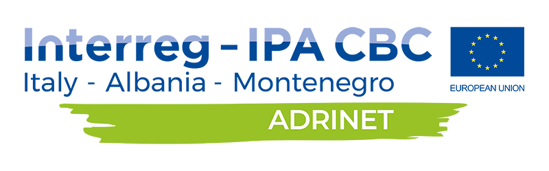 ADRINET footer logo